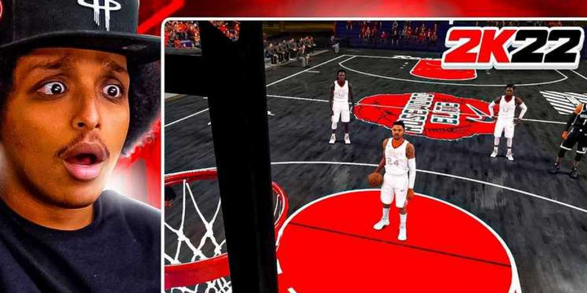 The release date of the NBA 2K22 game