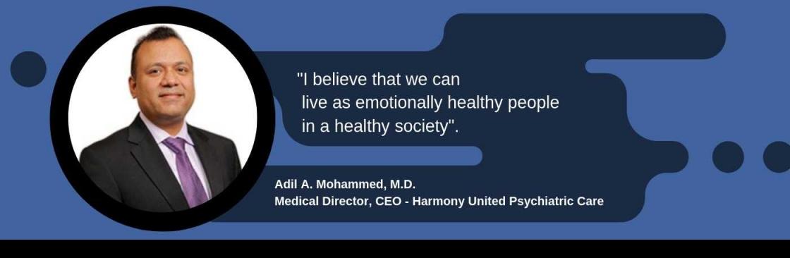 Harmony United Psychiatric Care Cover Image