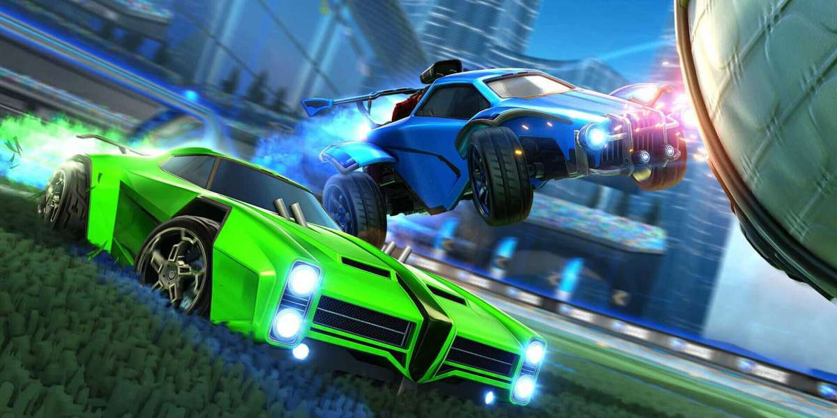 Rocket League can be going free-to-play on September 23