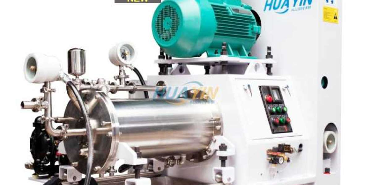Working Principle And Advantages Of Horizontal Sand Mill