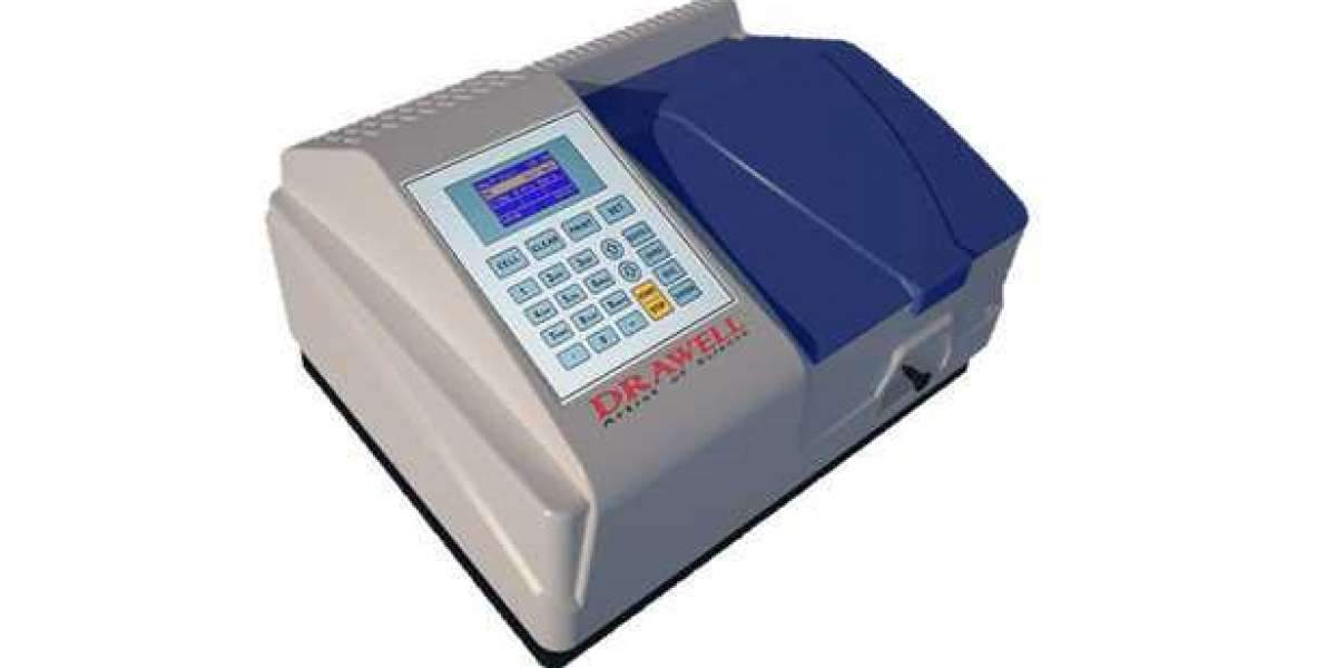 What is a UV-Vis Spectrophotometer?